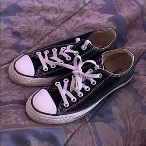 Chuck Taylor's; in good condition